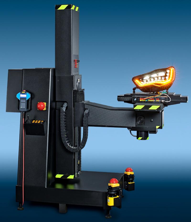 Gonio-Photometers